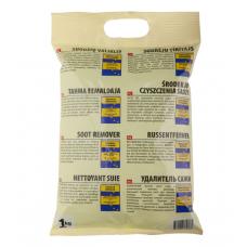 Очиститель дымохода Удалитель сажи Hansa (мягкая упаковка 1кг)