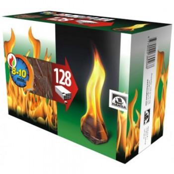 Разжигатели огня Hansa (128 шт.)