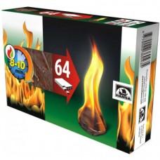 Разжигатели огня Hansa (64 шт.)