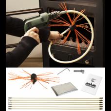Роторный набор Hansa TORNADO для чистки дымохода