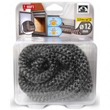 Шнур из керамического волокна Hansa диам. 10 мм, длина 2,5 м