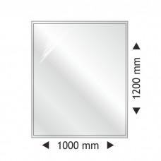 Прямоугольная стеклянная основа Parkanex 1000x1200mm
