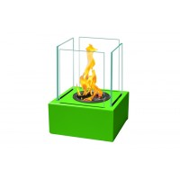 Биокамин Globmetal Smart Зеленый