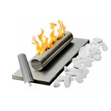 Настольный биокамин Globmetal Stainless Шлифованная сталь