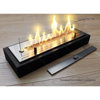 Топливный блок Алаид Style K C-1 600 торговой марки Gloss Fire