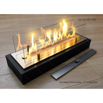 Топливный блок  Алаид Style 500 К-С2 торговой марки Gloss Fire