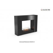 Напольный биокамин  Edison-m1-700 торговой марки Gloss Fire