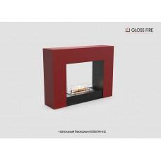 Напольный биокамин  Edison-m2-700 торговой марки Gloss Fire