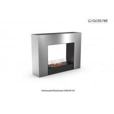 Напольный биокамин Edison-m4-700 торговой марки Gloss Fire