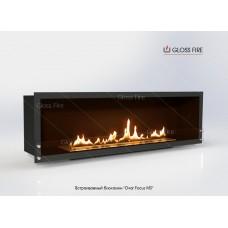 Встраиваемый биокамин Очаг Focus MS-арт.001 торговой марки Gloss Fire