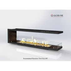 Встраиваемый биокамин Очаг Focus MS-арт.002 торговой марки Gloss Fire