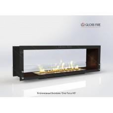 Встраиваемый биокамин Очаг Focus MS-арт.003 торговой марки Gloss Fire