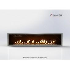 Встраиваемый биокамин Очаг Focus MS-арт.008 торговой марки Gloss Fire