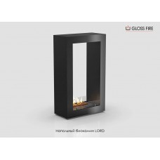 Напольный биокамин Lord-400 торговой марки Gloss Fire