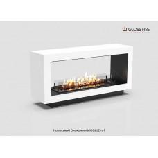Напольный биокамин Module-m1 торговой марки Gloss Fire