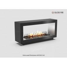 Напольный биокамин Module-m2 торговой марки Gloss Fire