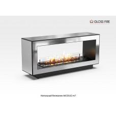 Напольный биокамин Module-m7 торговой марки Gloss Fire
