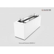 Напольный биокамин Render-m1 торговой марки Gloss Fire