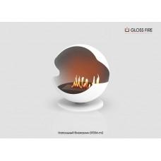 Напольный биокамин Sfera-m2 торговой марки Gloss Fire