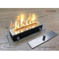Настольный биокамин Small fire 1 торговой марки Gloss Fire
