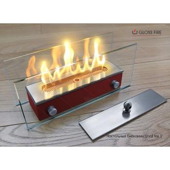 Настольный биокамин Small fire RAL торговой марки Gloss Fire
