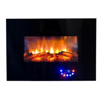 Настенный электрокамин Bonfire RLF-W07