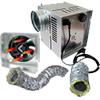 Элементы для распределения горячего воздуха