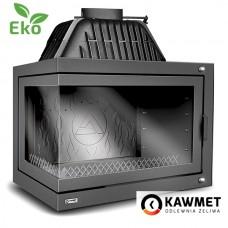 Каминная топка KAWMET W17 с левым боковым стеклом (16.1 kW) EKO