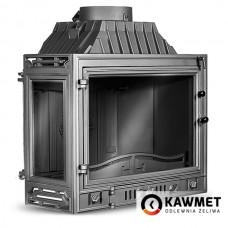 Каминная топка Kawmet  W4 с левым боковым стеклом (14.5 kW)