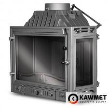 Каминная топка Kawmet  W4 с правым боковым стеклом (14.5 kW)