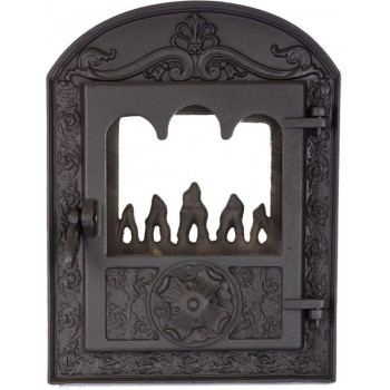 Печные дверцы DELTA Barokk 380х500