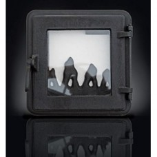 Печные дверцы DELTA Neo 265х265