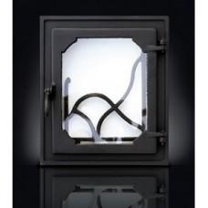 Печные дверцы DELTA Rama 350х400