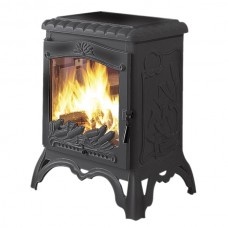 Чугунная печь Invicta Chambord черная