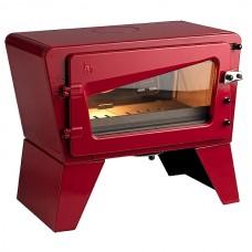 Чугунная печь Invicta Ch'iti красная