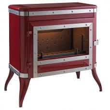Чугунная печь Invicta Tennessee красная