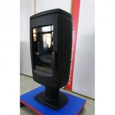 Печь из чугуна Plamen Aria (black)